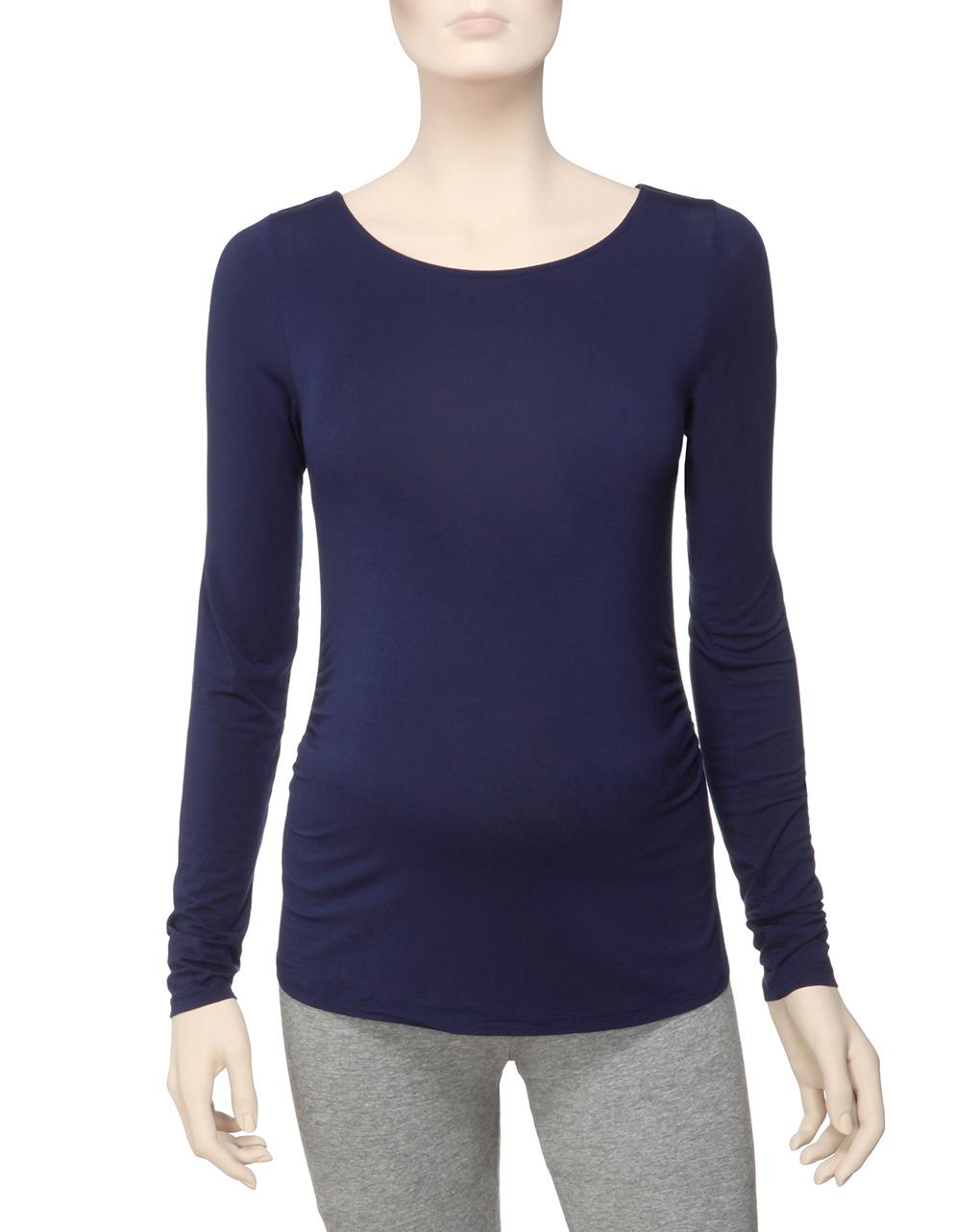 Γυναικεία Μπλούζα από Microfibra Μπλε