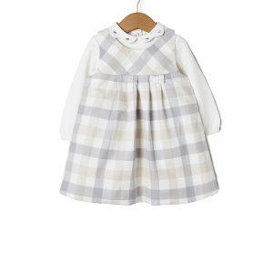 Σετ 2 τεμαχίων Αμάνικο Φόρεμα και Body για Κορίτσι