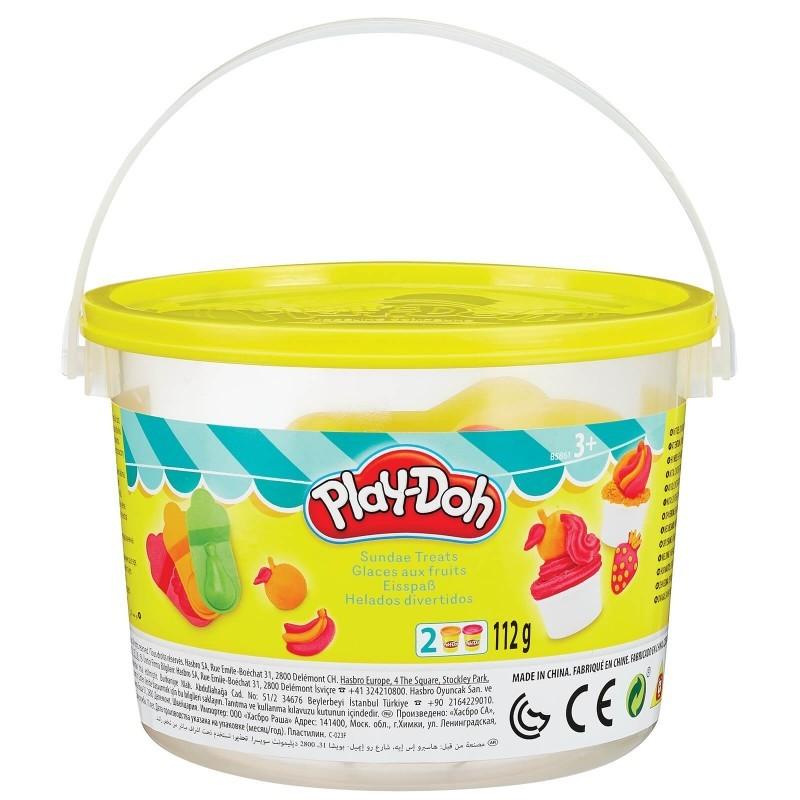 Play-Doh Μίνι Κουβαδάκι Mini Bucket B4453