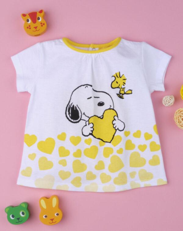 T-shirt Snoopy για Κορίτσι