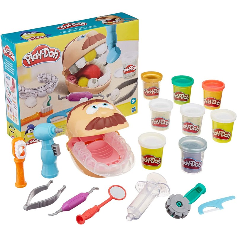 Play-Doh Drill N Fill Dentist Οδοντίατρος F1259