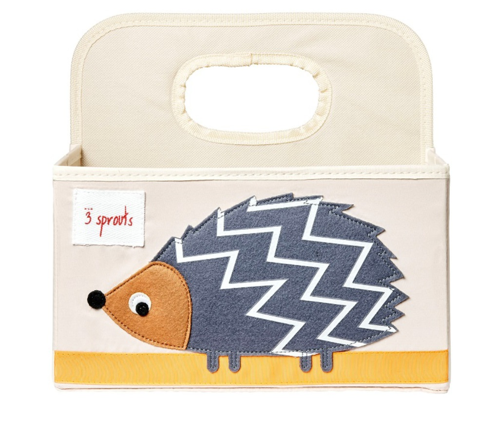 3Sprouts Θήκη για Πάνες Hedgehog