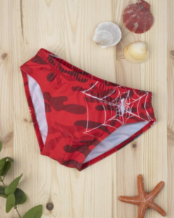 Μαγιό Σλιπ Spiderman για Αγόρι