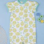 Πιτζάμες με Λεμόνια για Κορίτσι