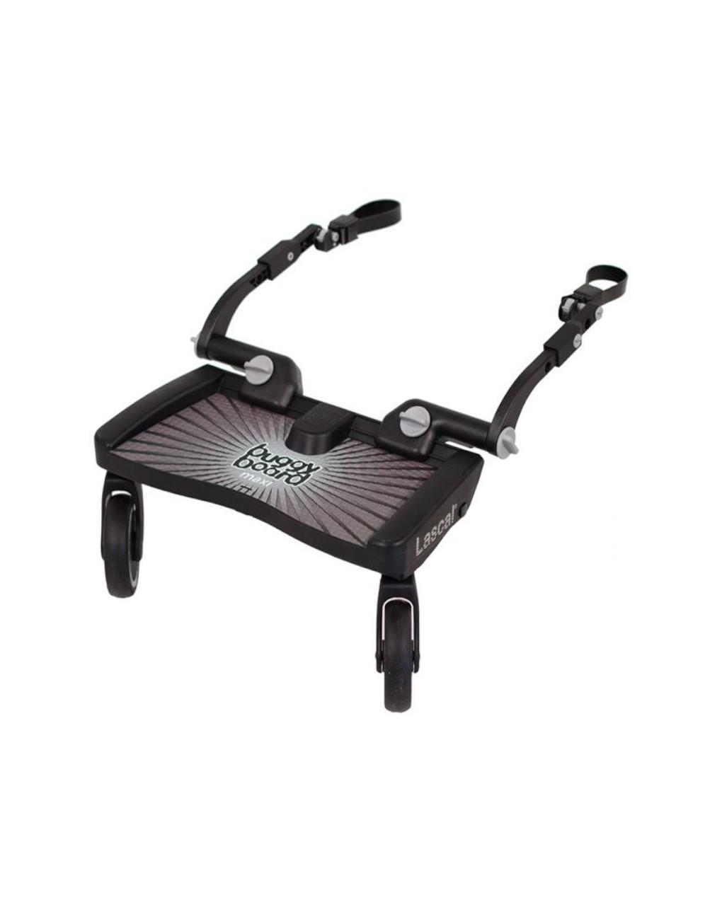 Lascal Buggy Board Maxi Μαύρο