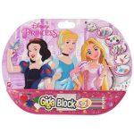 Princess Σετ Ζωγραφικής Giga Block 5 Σε 1 1023-62716