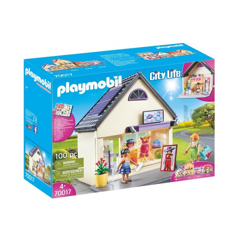 Playmobil City Life My Pretty Play-Fashion Boutique 70017