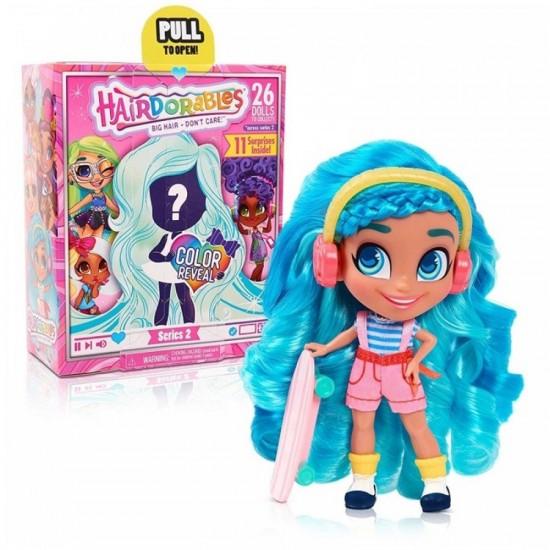 Hairdorables Κούκλες HAA03000