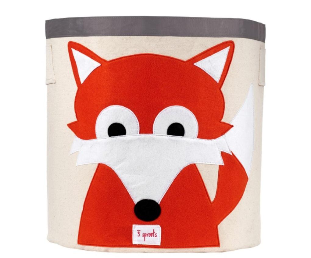 3Sprouts Καλάθι Αποθήκευσης- Fox