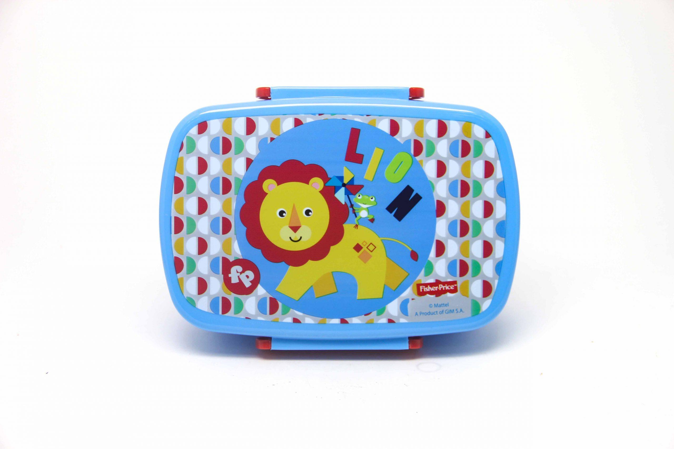 Gim Δοχείο Φαγητού (micro) Lion Fisher Price  571-50265