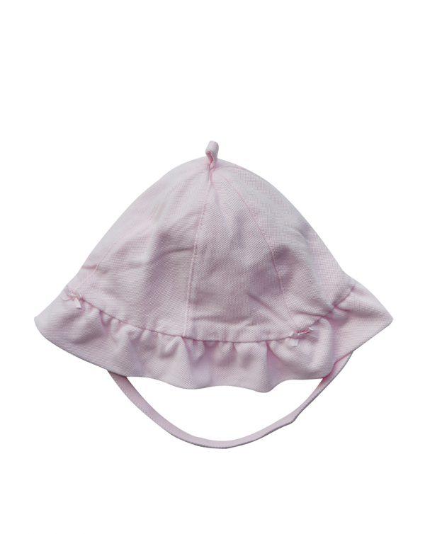 Καπέλο Πικέ Ροζ για Κορίτσι