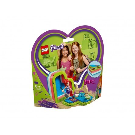 LEGO Friends Καλοκαιρινό Κουτί-Καρδιά Της Μία 41388