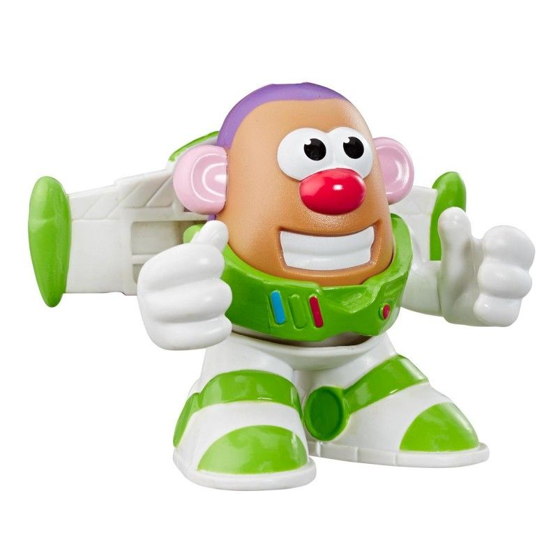 Playskool Mr. Potato Head Disney Pixar Toy Story 4 Buzz Lightyear Μίνι Φιγούρα E3070 Σχέδια