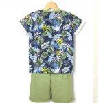Σετ T-shirt & Σορτς Μεγ.8-9/9-10 Ετών για Αγόρι