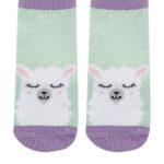 Κάλτσες Αντιολισθητικές με Λάμα για Κορίτσι