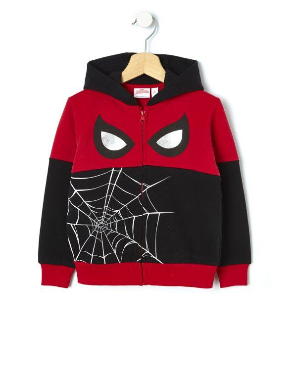 Ζακέτα φόρμας Spiderman