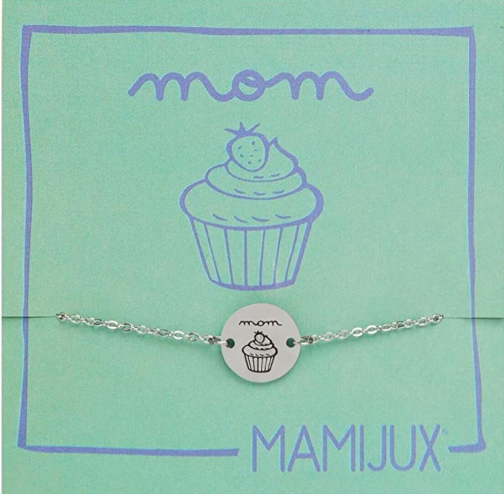 Mamijux  Βραχιόλι Mom To Be Σχέδιο Cupcake