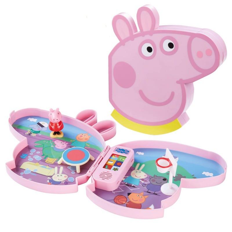 Peppa Pig Σετ Παιχνιδιού - Η Πέππα Στην Παιδική Χαρά PPC35200