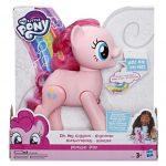 My Little Pony Oh My Giggles Pinkie Pie Φιγούρα Με Ήχους Και Κίνηση E5106