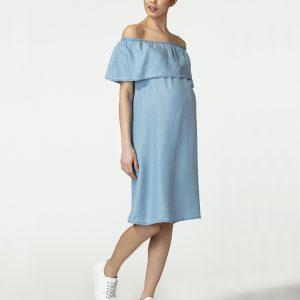 Γυναικείο Φόρεμα Θηλασμού Lyocell
