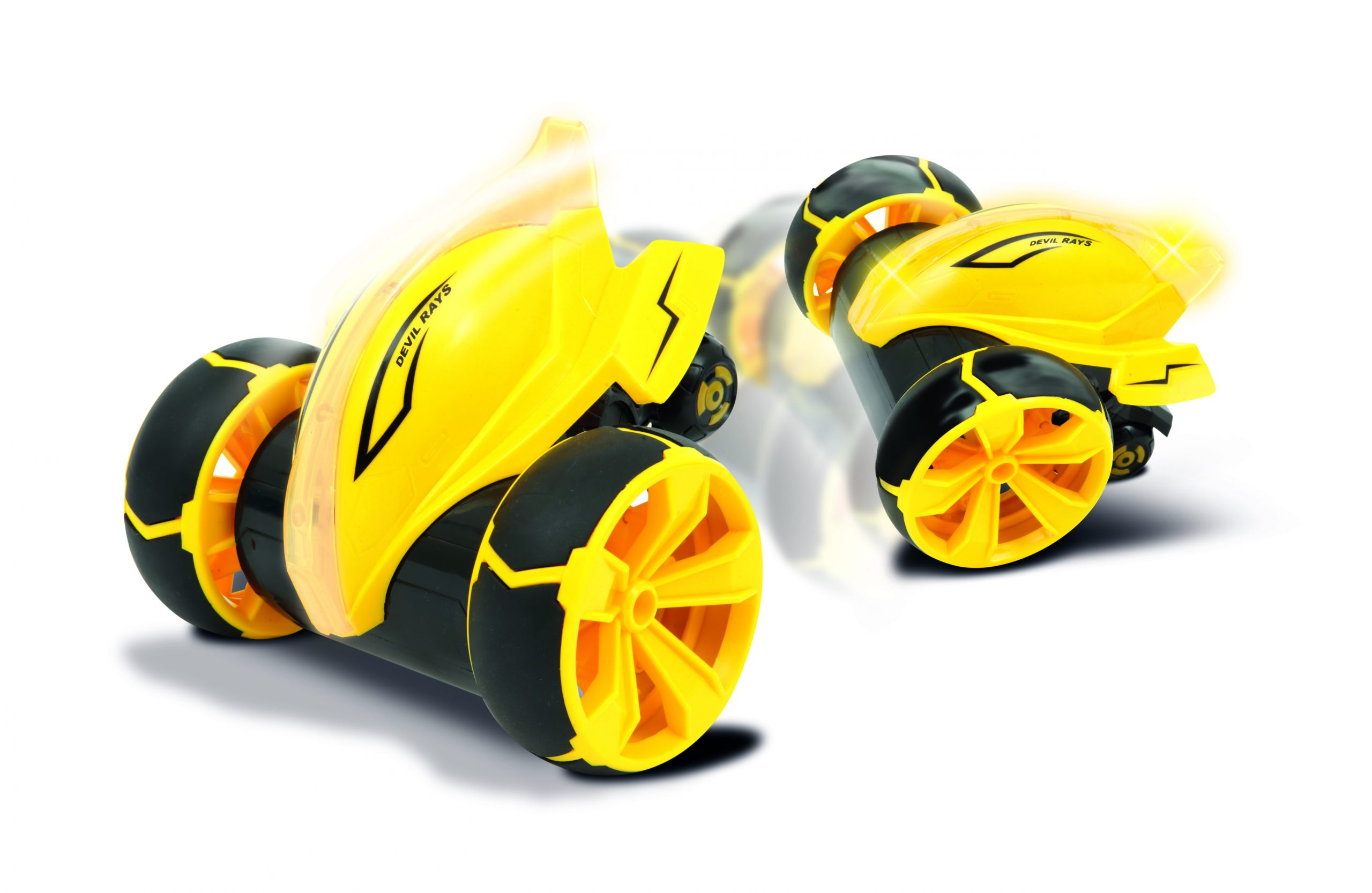 Motor&Co Όχημα r/c monster fish 2.4 GHZ