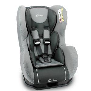Giordani Κάθισμα Αυτοκίνητου Shuttle Γκρι-Μαύρο (Ομάδα 0 +/1)