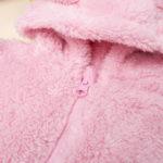 Ζακετάκι - Ρόμπα Ροζ για Κορίτσι