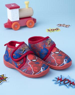 Παντοφλάκια Κλειστά Spiderman για Αγόρι R1310187T