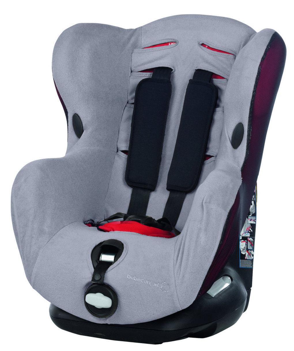 Real Baby Κάλυμμα Καθίσματος Grigio Chia Iseos - Γκρι