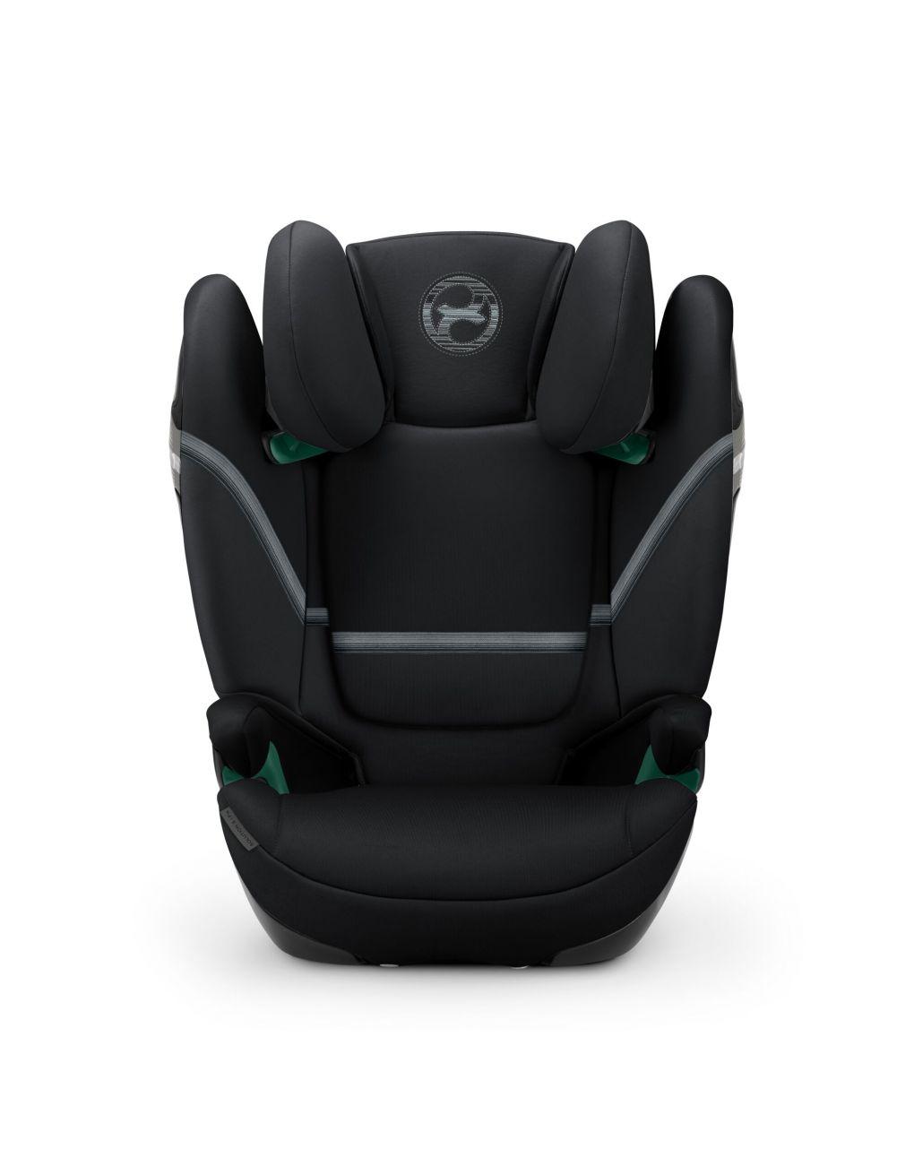 Cybex Κάθισμα Αυτοκινήτου Solution S2 i-FIX - Μαύρο