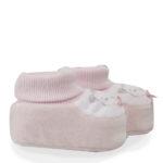 Παπούτσια Σενίλ Ροζ για Κορίτσι