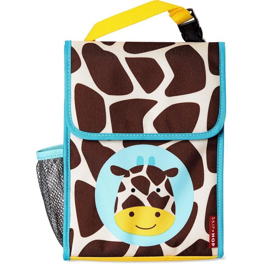 Skip Hop Zoo Παιδική Ισοθερμική Τσάντα Καμηλοπάρδαλη