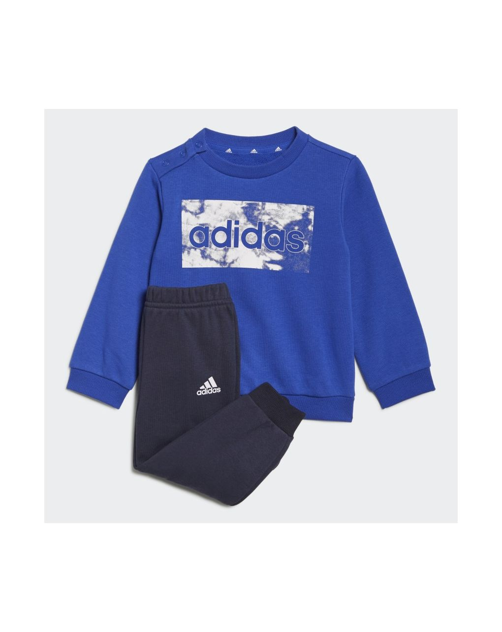Adidas Σετ Φόρμας Essentials Μπλε για Αγόρι GS4280