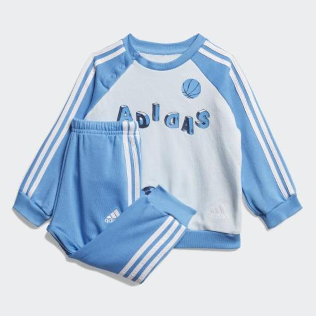 Adidas Σετ Φόρμας Graphic Μπλε για Αγόρι FM6369