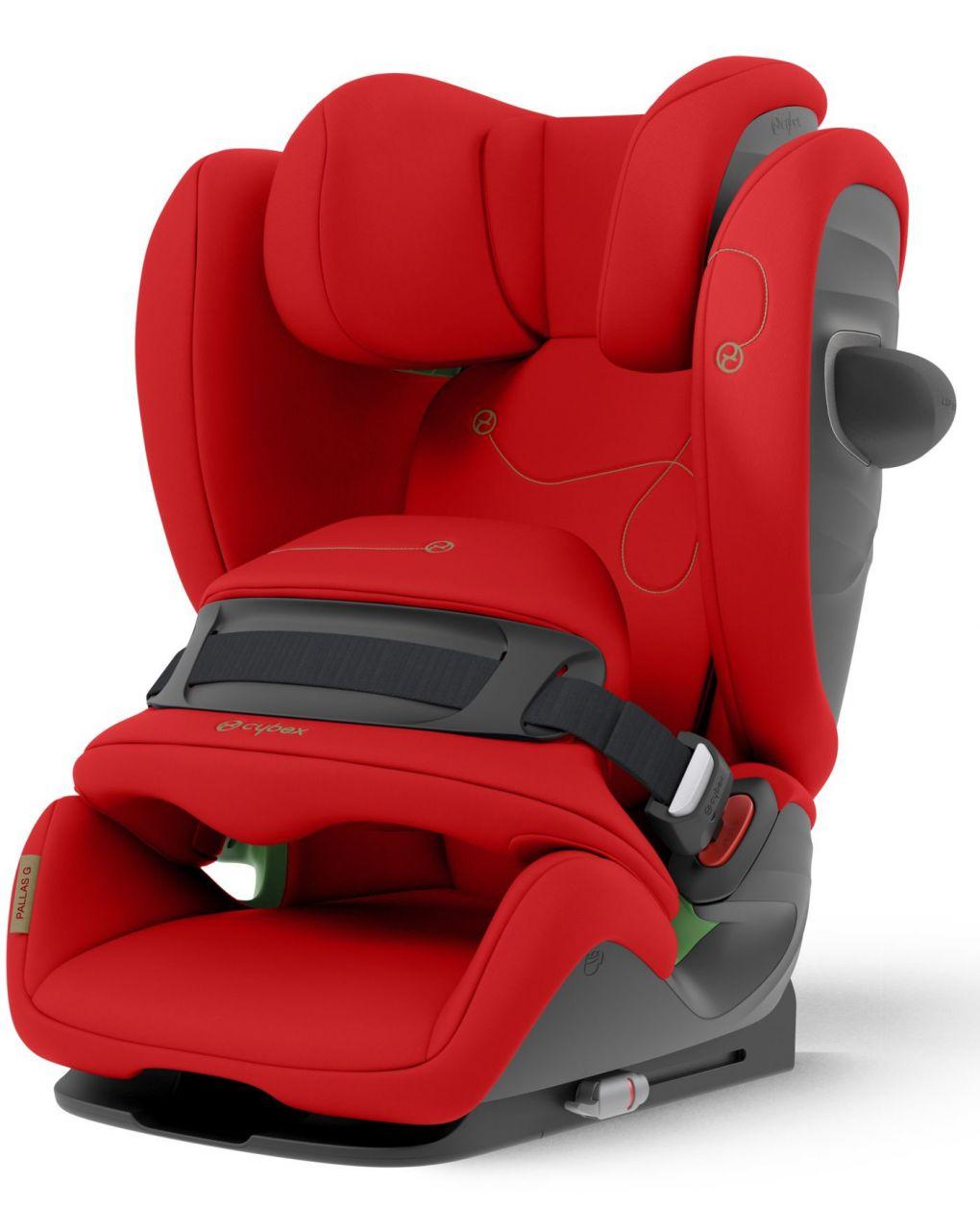 Cybex Κάθισμα Αυτοκινήτου Pallas G I-Size - Κόκκινο