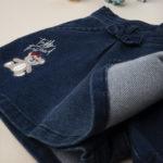 Φούστα - Σορτσάκι Jeans για Κορίτσι