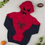 Σετ Φόρμας Δίχρωμο με Στάμπα Spiderman για Αγόρι
