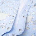 Φορμάκι Γαλάζιο με Εμπριμέ Στάμπα για Αγόρι