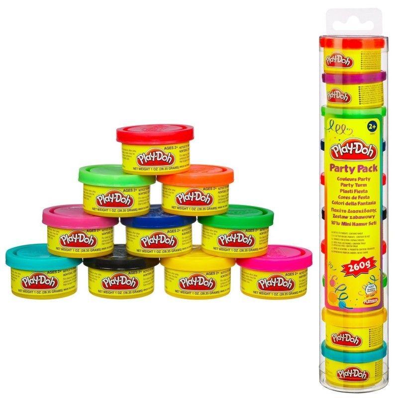 Play-Doh Party Mini Baz.-Party Tube 22037