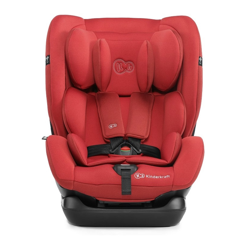 Kinderkraft Κάθισμα Αυτοκινήτου Myway With Isofix System Red