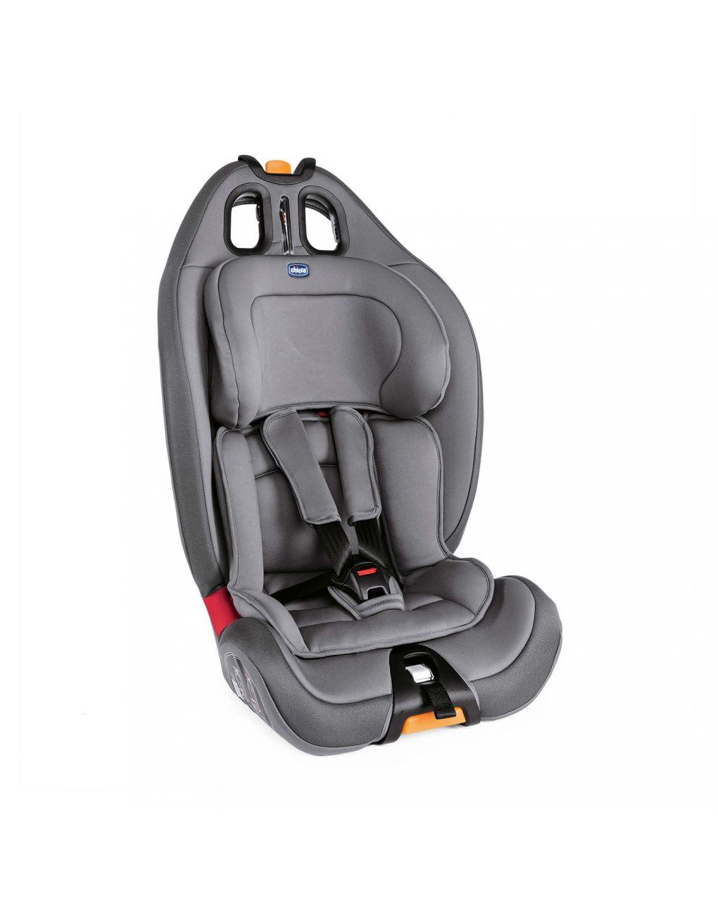Chicco Gro-Up 123 Kάθισμα Aυτοκινήτου - Περλε