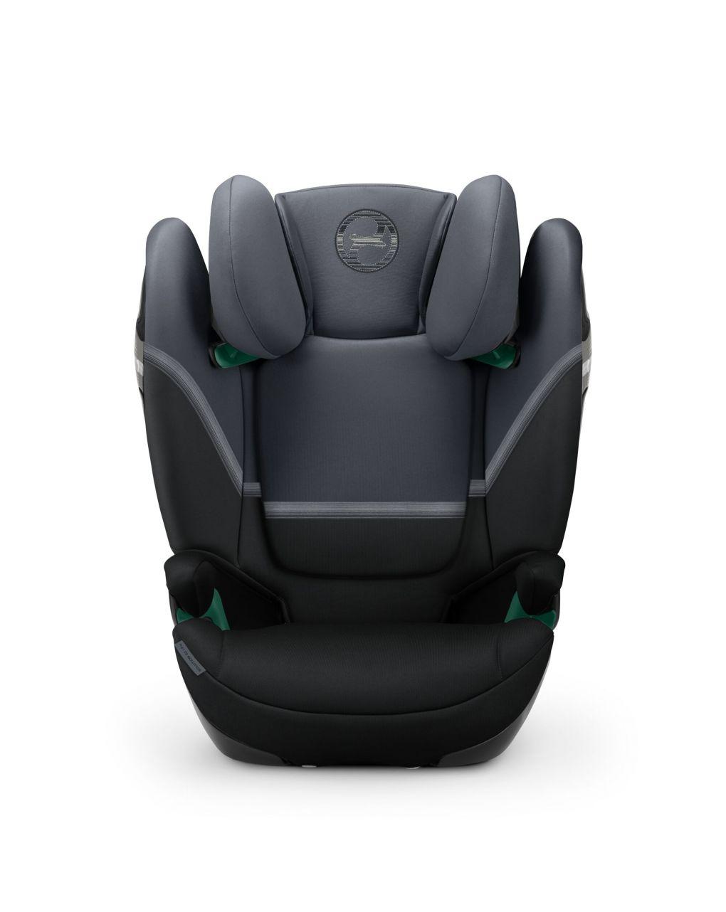 Cybex Κάθισμα Αυτοκινήτου Solution S2 i-FIX - Ανθρακί