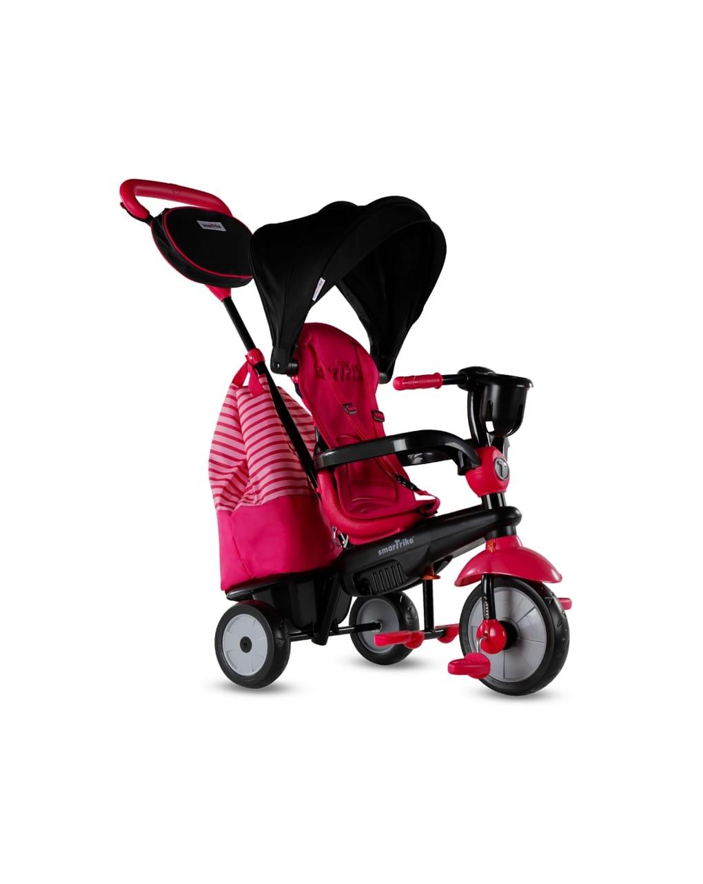 Smartrike Swing DLX Ποδήλατο Τρίκυκλο - Κόκκινο