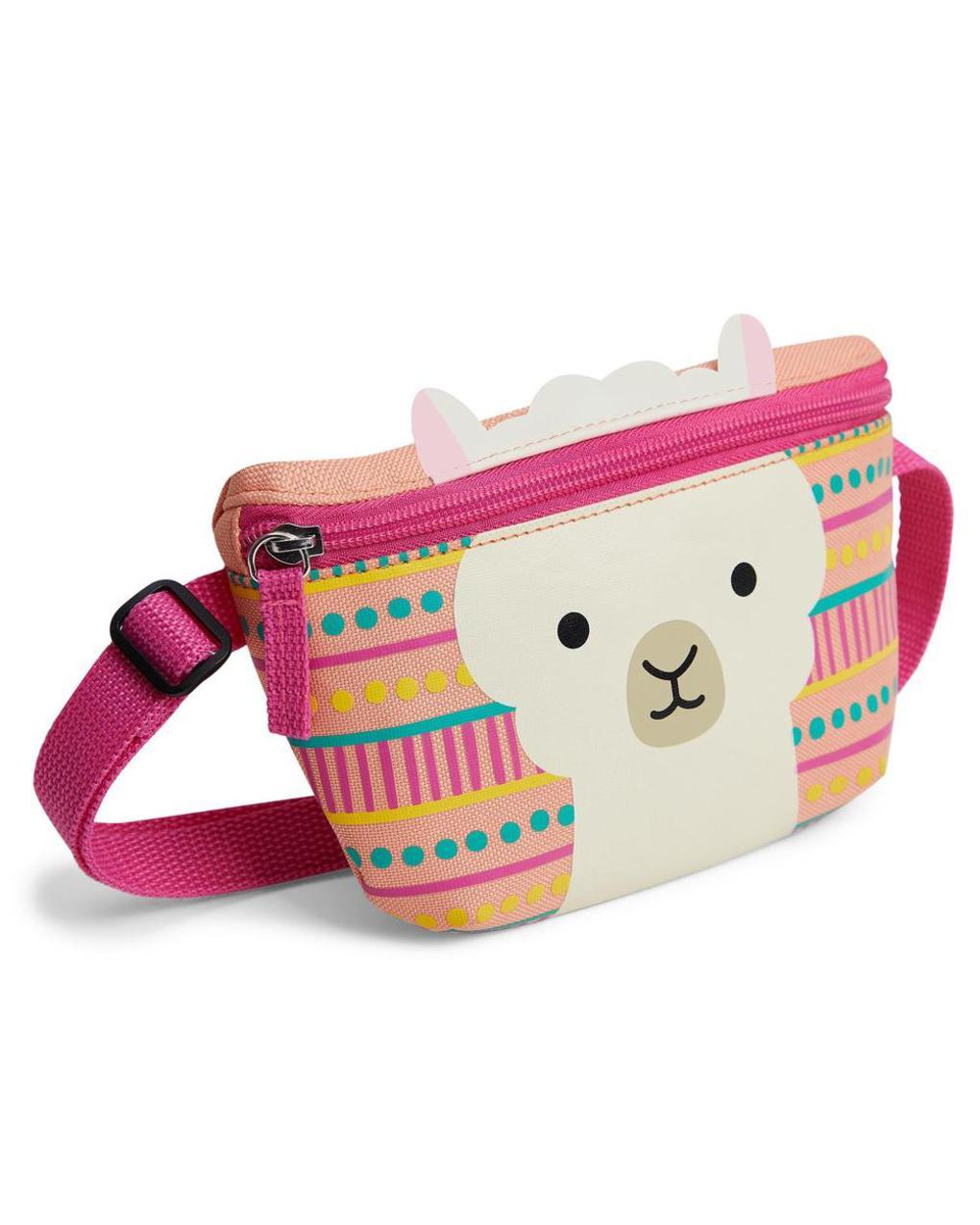 Skip Hop Παιδική Τσάντα Zoo Hip Pack Λάμα