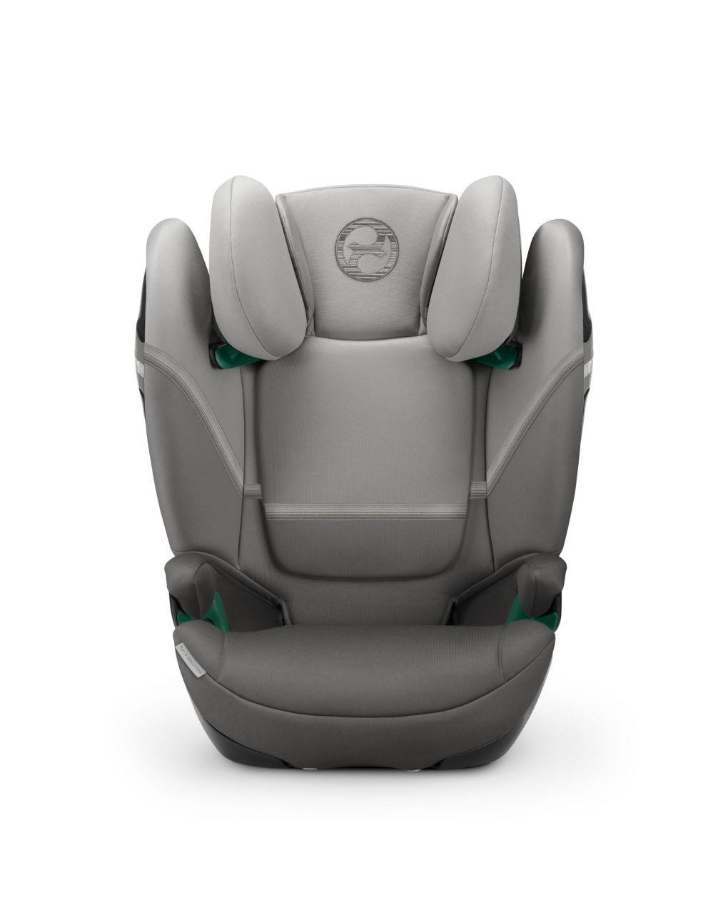 Cybex Κάθισμα Αυτοκινήτου Solution S2 i-FIX - Γκρι