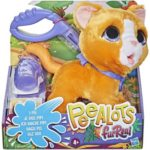 Furreal Peealots Big Wags Kitty Γατούλα Διαδραστικό Παιχνίδι E8931 / E8949