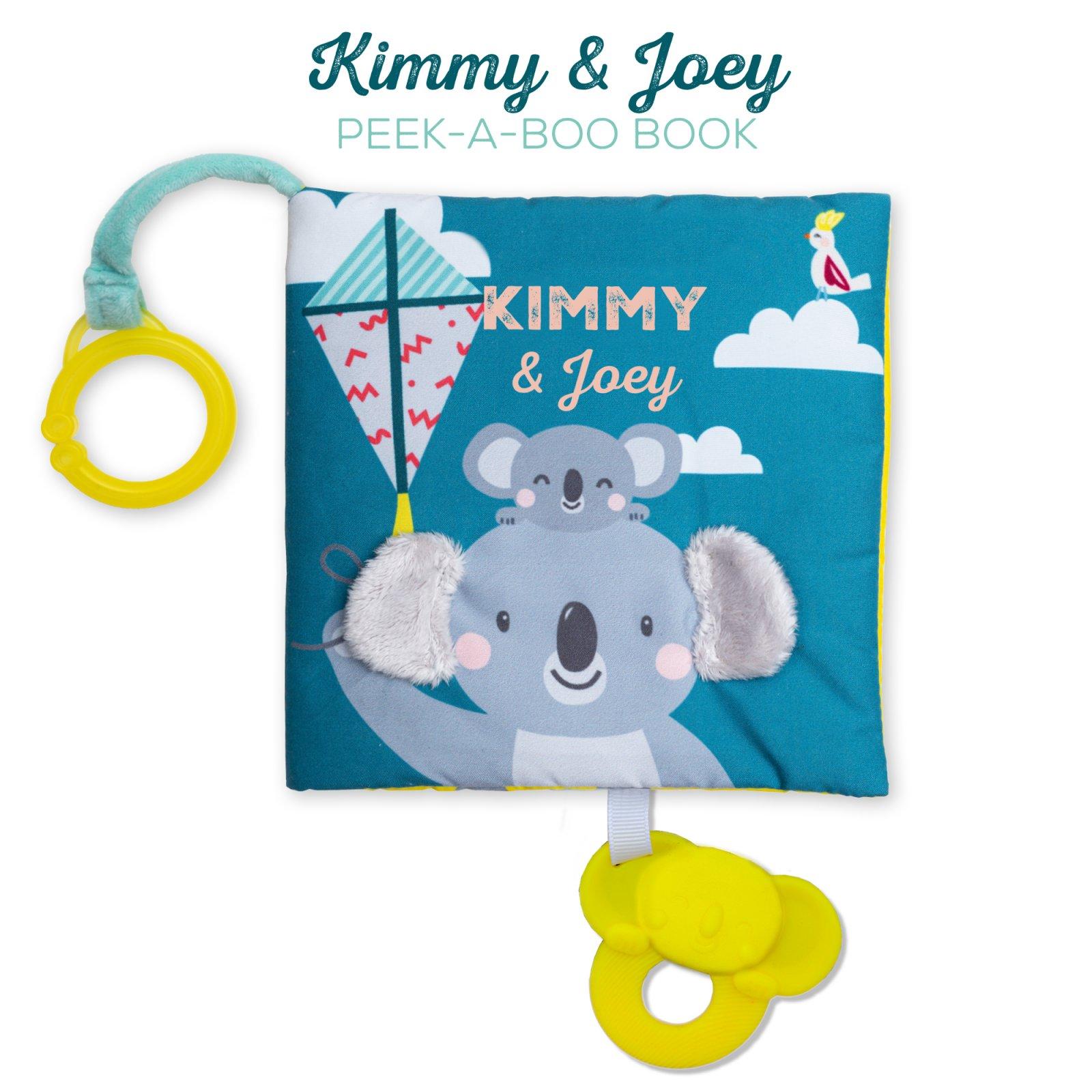 Taf Toys Εκπαιδευτικό Βιβλιαράκι Where is Joey T-12595