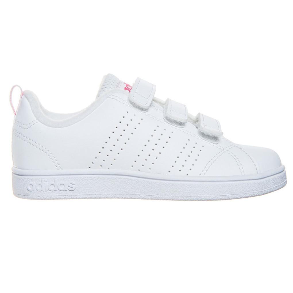 Αθλητικά Παπούτσια Adidas VS Advantage Clean CMF C BB9978 Λευκό για Κορίτσι