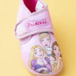 Παντοφλάκια Κλειστά Πριγκίπισσες Ροζ για Κορίτσι D4010056T
