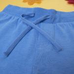 Παντελόνι Φόρμας Βαμβακερό Γαλάζιο για Αγόρι